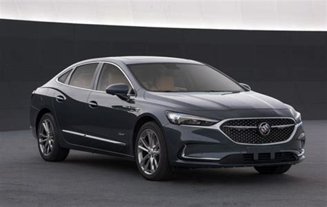 Buick Models 2020 by 2020 Buick Lacrosse Leaked