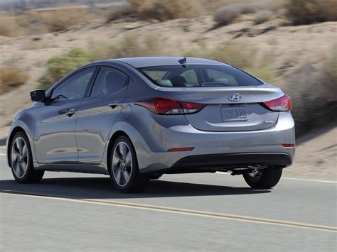 Hyundai Elantra Sedan 2018 Exotic Car Photo 11 Of 126