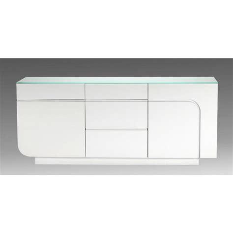 console blanc laque pas cher maison design hosnya