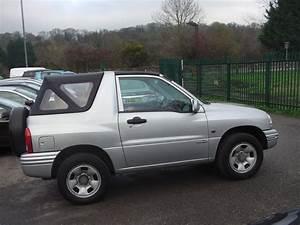 2004 Suzuki Grand Vitara Cabrio  U2013 Pictures  Information