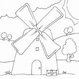 Coloring Mill Designlooter 41kb 800px Windmill sketch template
