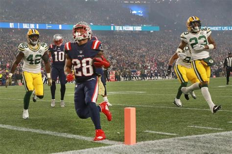 Packers At Patriots Live Updates And Analysis The