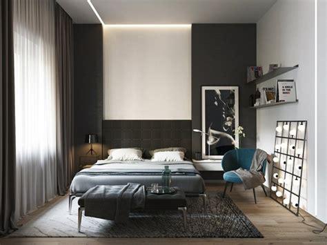 chambre a coucher noir et blanc noir et blanc 40 chambres 224 coucher qui font r 234 ver