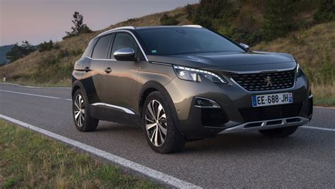 peugeot 3008 price 2018 peugeot 3008 pricing and specs new gen suv touches