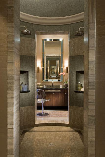 beautiful bathrooms  double shower  extra pleasure
