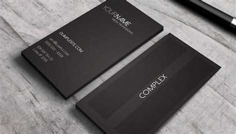 collection  personal business card templates