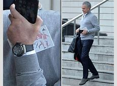 Jose Mourinho leaves the Lowry as Man Utd break from tradition ahead of Palace clash Sport