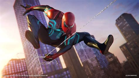 here s a closer at velocity suit in spider ps4