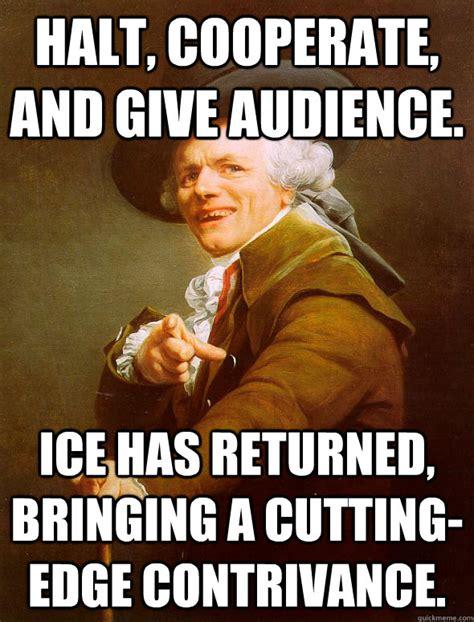 Vanilla Ice Memes - image gallery ice ice baby meme