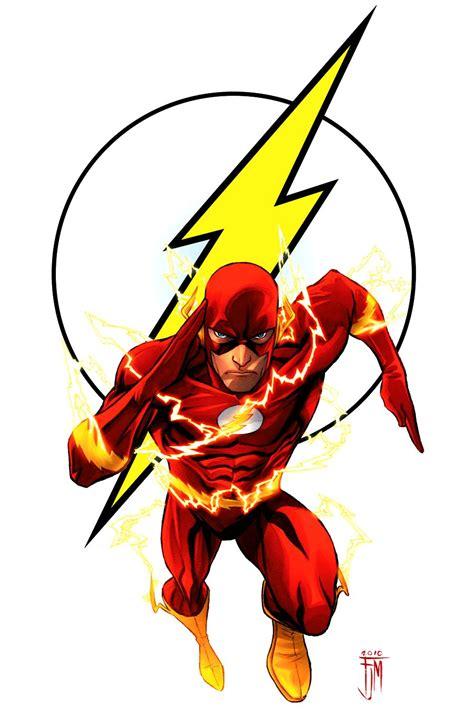 Flash The Quintessential Superhero  World Within Logos