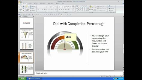 stunning visual powerpoint graphs video youtube