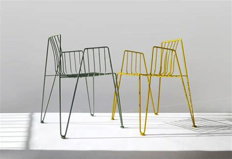 chaise de salon design chaises design pour salon de jardin haut de gamme