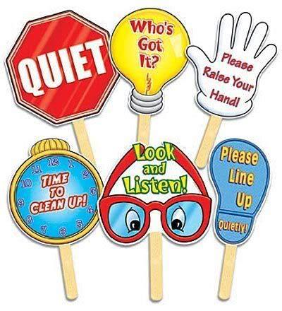 classroom clip art classroom signs classroom management
