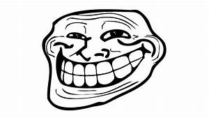 Smiling Trollface | Trollface / Coolface / Problem? | Know ...