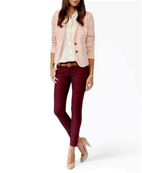 Mu00e1s de 25 ideas increu00edbles sobre Pantalon color vino en ...