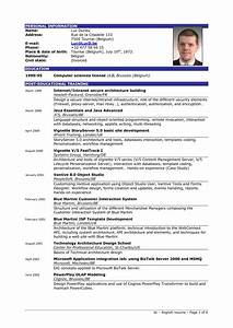 resume examples templates how to write good resume With effective resume templates
