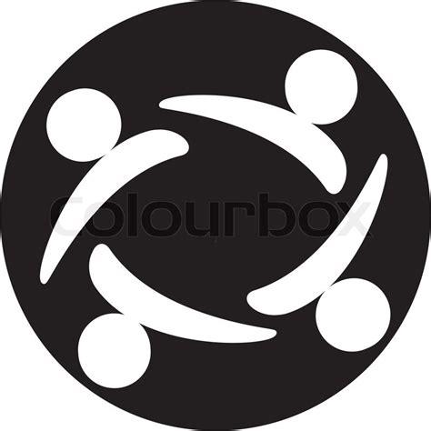14701 business icon vector business icon handshake stock vector colourbox