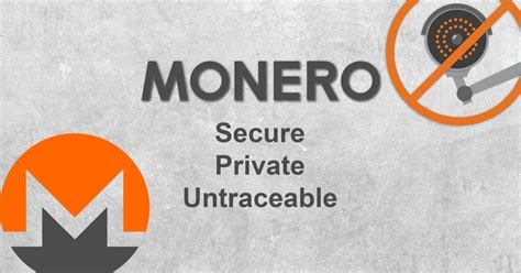 For example, monero (xmr) was created in 2014 and has since proven its particular advantages in the area of confidential transactions. Monero Is Replacing Bitcoin On The Dark Web - Monero coin