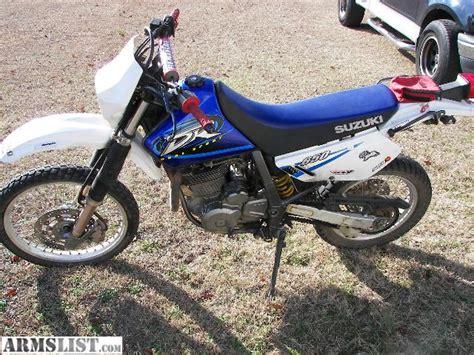 2001 Suzuki Dr650 by Armslist For Sale Trade 2001 Suzuki Dr650