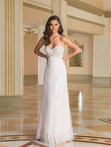 What are the best wedding dresses for petite brides the for Best wedding dresses for petite brides
