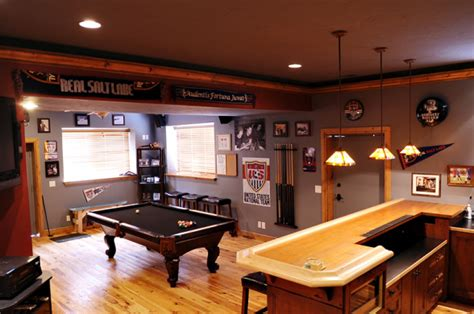 Basement Room Ideas  Popular Uses For A Finished Space
