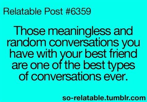 best friend conversation quotes