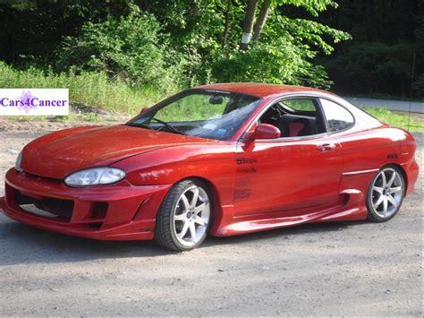 1998 Hyundai Tiburon by 1998 Hyundai Tiburon Information And Photos Zombiedrive
