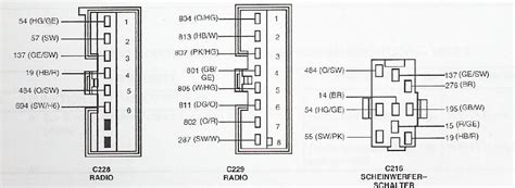 1994 Mustang Stereo Wiring Diagram by Ford Car Radio Stereo Audio Wiring Diagram Autoradio