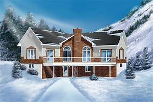 Vacation, Plan, 2, 339, Square, Feet, 3, Bedrooms, 2, 5