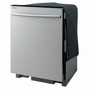 Stainless Steel Dishwasher  Samsung Stainless Steel