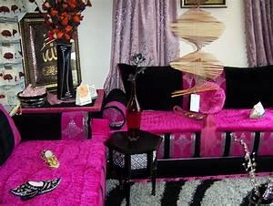 Banquette Salon Marocain : salon marocain lille france ~ Teatrodelosmanantiales.com Idées de Décoration