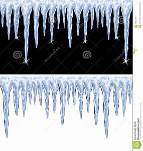 Vector Shiny Icicles Royalty Free Stock Images - Image ...