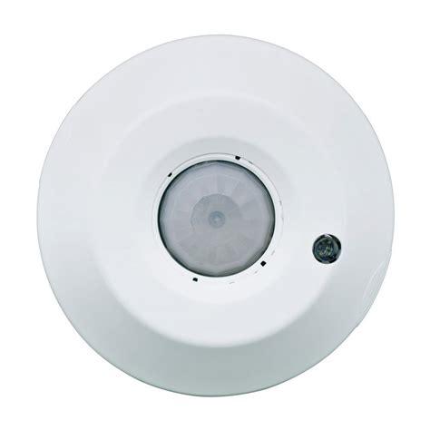 ceiling mount vacancy sensor leviton o3c15 idw odc series 1500 sq ft passive