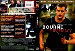 The Bourne Supremacy Dvd | www.pixshark.com - Images ...