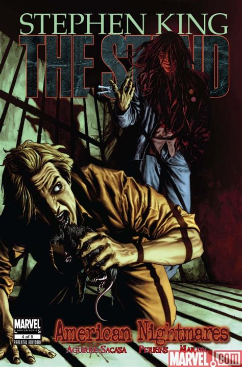 To perform the duty of: The Stand: American Nightmares #4 Preview