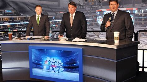 games   stanley cup final arent leaving nbcsn