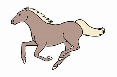Horse Running Animated Google Waste Robot Transparent