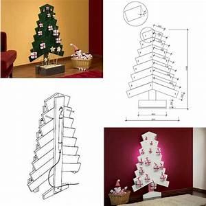 Holz Tannenbaum Basteln : adventskalender tannenbaum aus sperrholz bauen ~ Articles-book.com Haus und Dekorationen