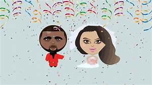 kim kardashian wedding gif find share on giphy With wedding invitation gif images