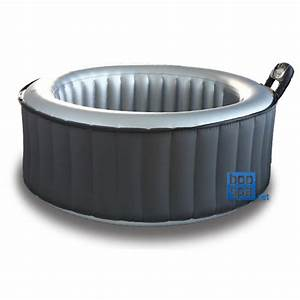 Spa Gonflable Intex Gifi : spa gonflable 4 places gris b110 mspa spas gonflables et ~ Dailycaller-alerts.com Idées de Décoration
