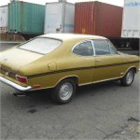 1969 Opel Kadett For Sale by 1969 Opel Kadett B Rallye German Cars For Sale