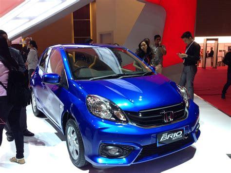 honda brio satya e cvt 2016 honda brio facelift unveiled