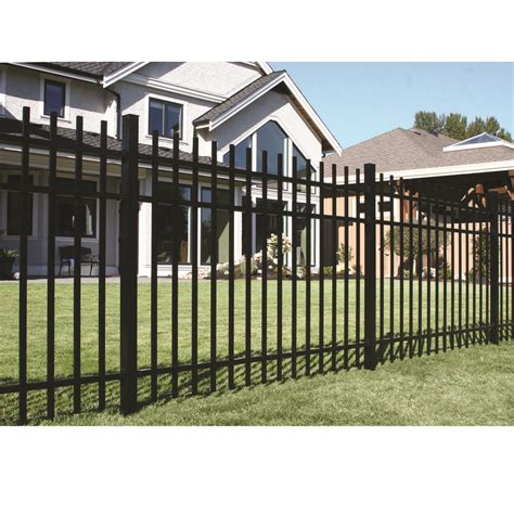 Plant Stands Home Depot by Aluminum Fence Panel Peak Products Canada