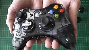 Halo 4 Le Xbox 360 Controller - Mod - Teardown