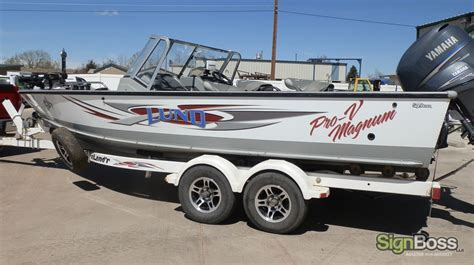 Boat Trailer Graphics by Our Favorite Work Signboss Llc Gillette Wyoming