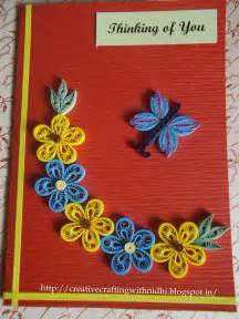 new paper quilling designs of greeting cards creative craft work