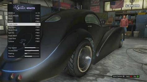 Fully Customized Z-type (,000,000 Car)