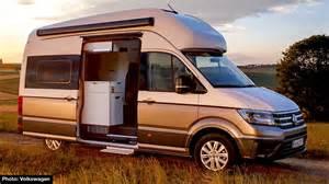 2019 Volkswagen Grand California Preview  New Dream Suite