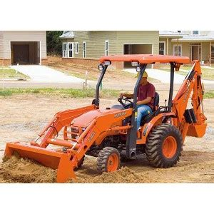 kubota  diesel tractor loader backhoe taylor true