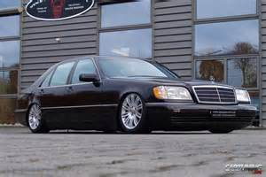 5 hr class in tuning mercedes s420 w140
